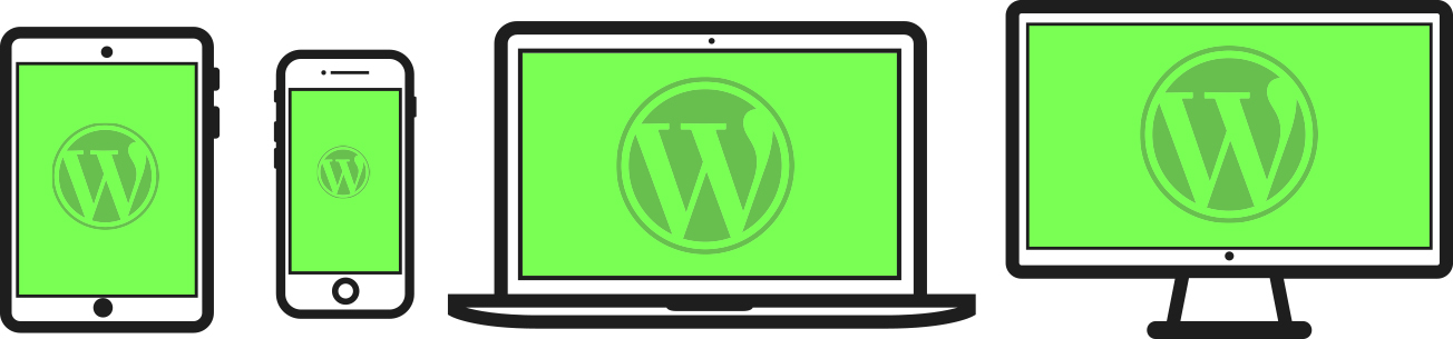 Make your competitors jealous with a stunning WordPress Website.