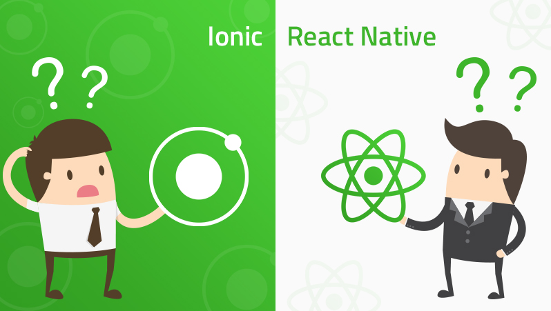 React Native or Ionic which framework is better?