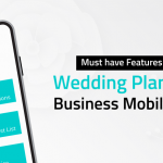 wedding planning mobile app features