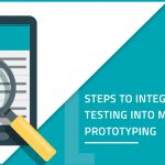 How to incorporate user testing during wireframing stage