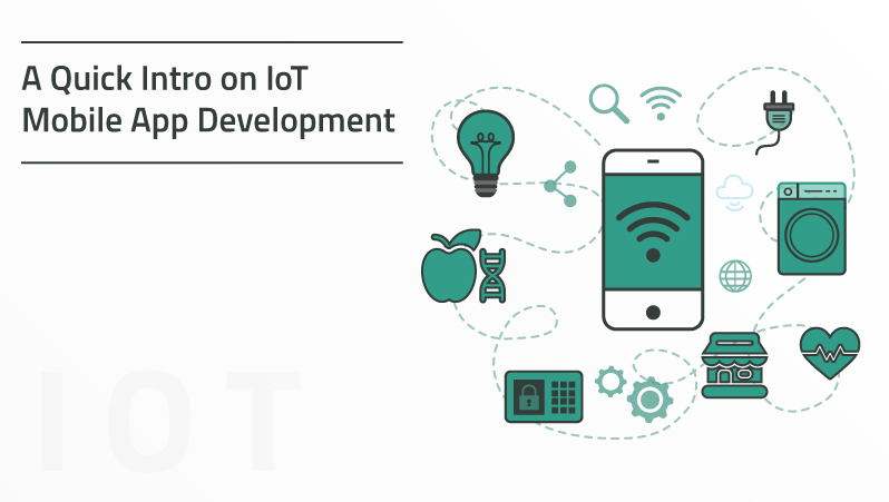 IOT mobile app development, use cases, challenges and popular platforms